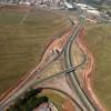 Obra interdita trecho em rodovia de Paulínia