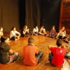 Curso de teatro gratuito na Estação Cultura