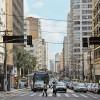 Obras na Glicério alteram trânsito e pontos de parada