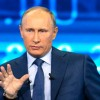Putin diz que Estados Unidos querem tirar Blatter da presidência da Fifa