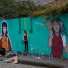 Concurso cultural de grafite urbano incentivará a doação de sangue