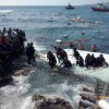 Barco naufraga com centenas de imigrantes no Egito