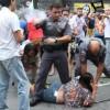 Primeiro mês de Temer presidente é marcado por violência em protestos