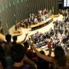 Câmara aprova limite de gastos públicos por 20 anos