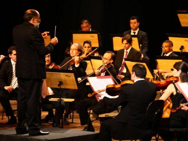 Maestro Luís Gustavo Petri
