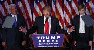 O presidente eleito dos EUA, Donald Trump, tem dificuldades para montar a equipe com quem vai trabalhar a partir de janeiro