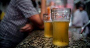 No Norte e Nordeste do país, a preferência é pela cerveja, seguida do vinho. Preferência varia de acordo com a região