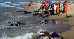 Mais de 8 mil migrantes resgatados durante o último fim de semana no Mar Mediterrâneo,