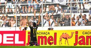 Uma vitória importante e com placar de 3 a 0, sobre uma equipe forte como a do Palmeiras, é para deixar qualquer técnico feliz