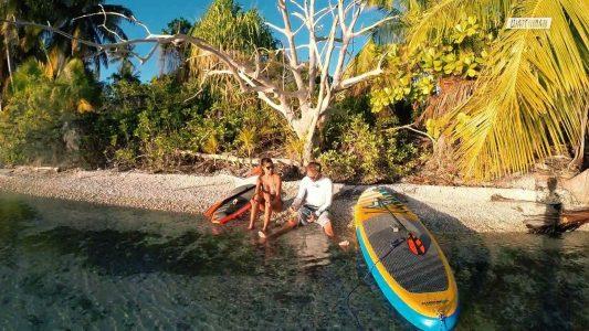 A última parada, que vai ao ar no dia 21 de abril, às 22h, é Tonga, o último reinado da Polinésia