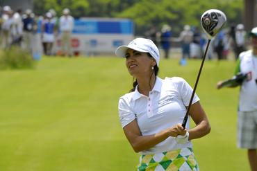 Brasileira que jogou nos Jogos Rio 2016 disputa etapa do Ladies European Tour com olho em vaga para 2020