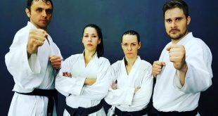 José Rodrigues, Mariana Dorigatti, Viviani Vechi e Leandro Camargo integram a equipe Gold Team