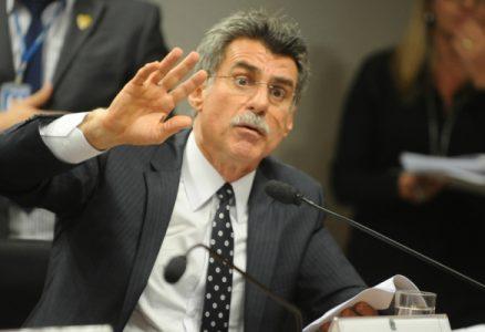 Senador Romero Juca também é um dos mais investigados