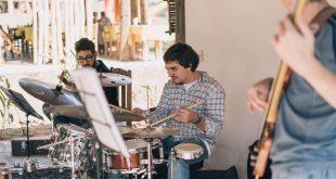 Jazz na avenida principal de Sousas