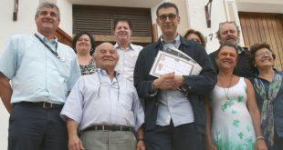 Os italianos Gianfranco Pannone e Francesco Bruni na Società Italiana