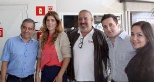 Empresários se encontram na inauguração da UniPharma