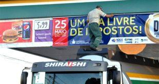 Com impostos, a gasolina sobe R$ 0,41 e diesel R$ 0,21