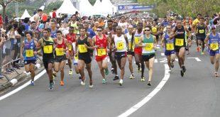 Maratona em volta da Lagoa Taquaral