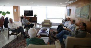 Reunião informal no final de semana